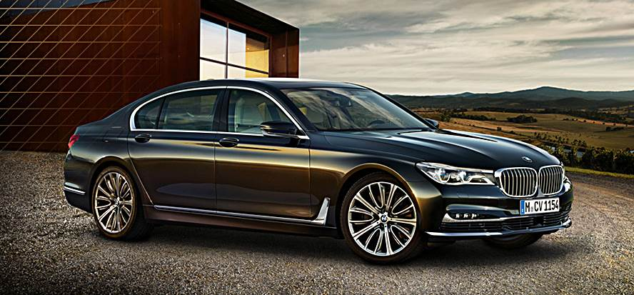 a look at the 2017 bmw 7 series – the car guy